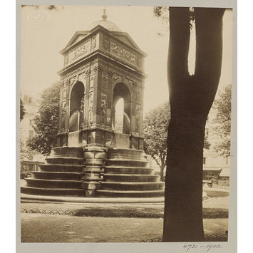 Photograph - Fontaine des Innocents, Paris, France