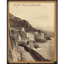 View at Amalfi (Photograph)