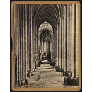 Amiens Aisle Nave (Photograph)