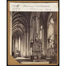 Amiens Cathedral Shrine in Nave (Photograph)