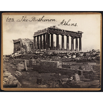 Photograph - The Parthenon.  Athens