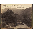 View near Rossthwaite.  Borrowdale (Photograph)
