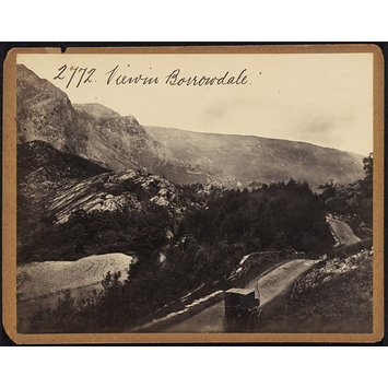 Photograph - View in Borrowdale