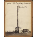 Photograph - The Ochterlony Monument.  Calcutta