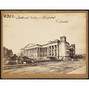 Medical College Hospital.  Calcutta (Photograph)