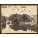 Clare College &amp; Bridge.  Cambridge (Photograph)