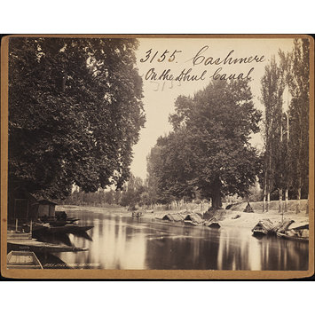 Photograph - Cashmere on the Dhul Canal