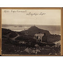 Cape Cornwall & Longships Light (Photograph)