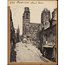 Coutances.  Street View (Photograph)