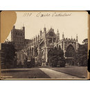 Exeter Cathedral (Photograph)