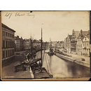 Ghent.  Quay (Photograph)