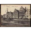 Ghent.  Old Houses (Photograph)