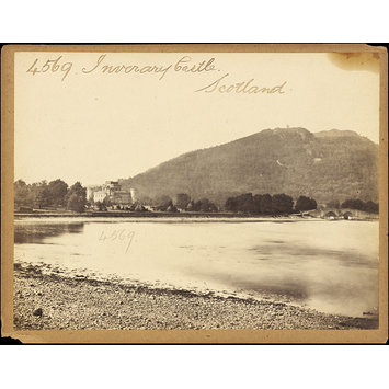 Photograph - Inverary Castle.  Scotland