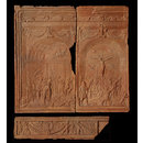 The Forzori Altar; The Flagellation and Crucifixion (Relief)
