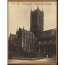 N. Transept.  Lincoln Cath'l (Photograph)