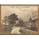 Dungeon Gill Hotel.  Langdale (Photograph)