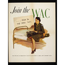 Join the WAC (Poster)