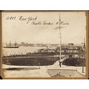 New York.  Castle Garden.  N. River (Photograph)