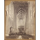 Orleans Cath'l.  Nave East (Photograph)