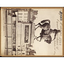 Orleans.  Equestrian Statue of Jean d'Arc (Photograph)