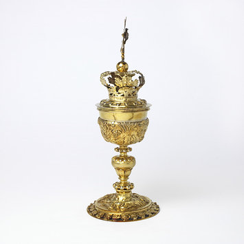 Ciborium and cover