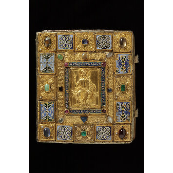 Gospel and cover - The Sion Gospels Book Cover