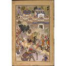 Akbar's Triumphant Entry into Surat (Painting)