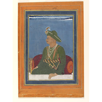 Painting - Tipu Sultan