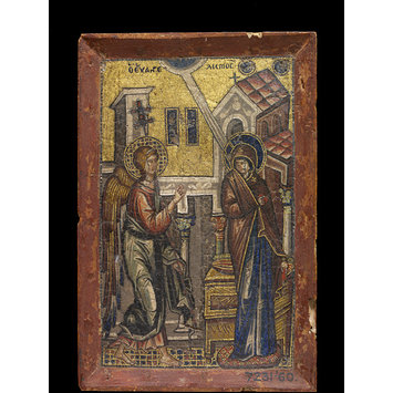 Mosaic - The Annunciation