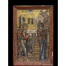 The Annunciation (Mosaic)