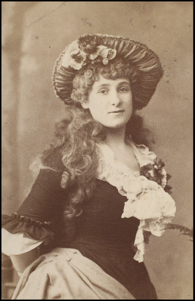 Florence Dysart as Lydia in a scene from Dorothy