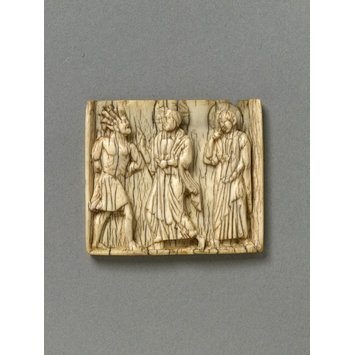 Panels - Scenes from the Life of Christ; Three Saints; The Entombment; The Deposition; The Incredulity of St. Thomas; The Healing of the Demoniac; The Death of the Virgin