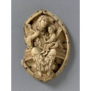 Virgin and Child (Plaque)