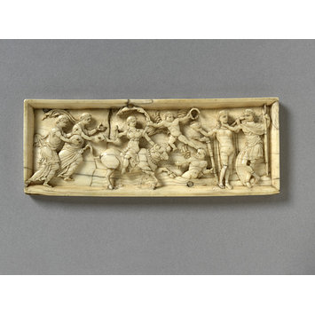 Panel - The Rape of Europa