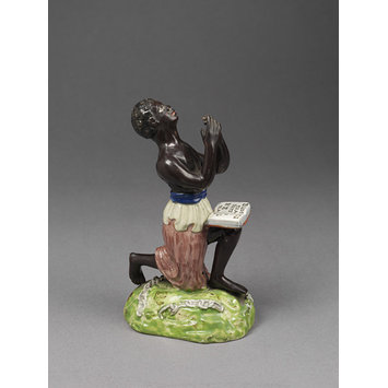 Figure - Freed slave