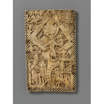 Panel - The Last Judgement; The Transfiguration
