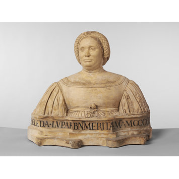 Bust - A Lady of the Lupari Family