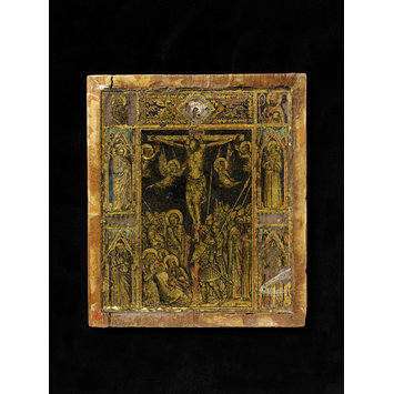 Panel - Crucifixion
