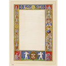 Border ornament from a choirbook made for Cardinal Giulio de' Medici (Manuscript)