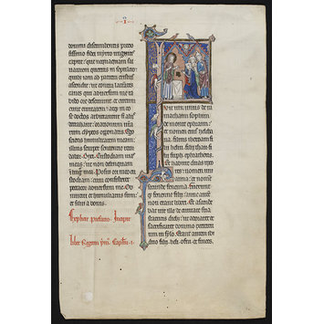Manuscript - Glazier-Rylands Bible