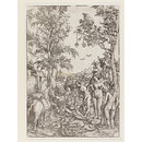 Judgement of Paris (Print)