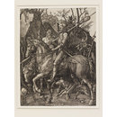 Knight, Death and the Devil; Reteur [Horseman] (Print)