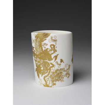 Vase - Eastman Gold Aves Vase No.6
