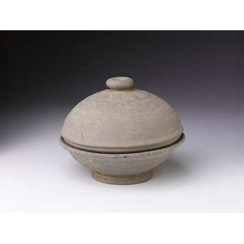 Funerary urn and cover