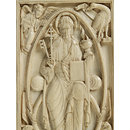 Christ in Majesty (Panel)