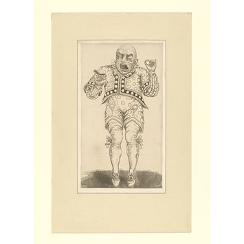 Print - H Beard Print Collection