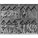 Scenes from the Passion of Christ (Diptych)