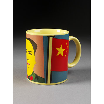 Mug and storage box - Leader and Flags