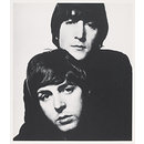David Bailey's box of pin-ups; John Lennon and Paul McCartney (Photograph)