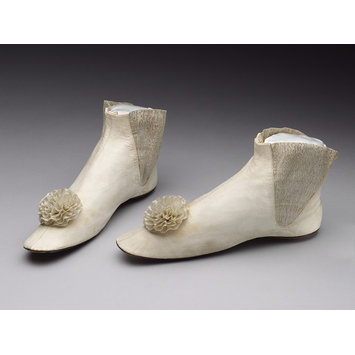 Pair of wedding boots